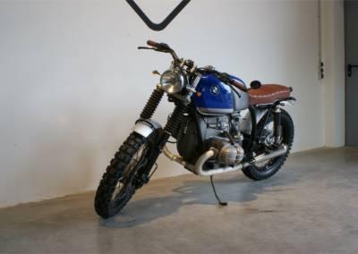 Umbau Honda CB 750 Four
