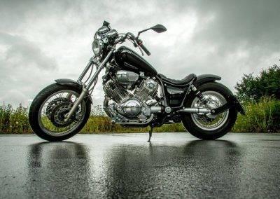 Umbau Yamaha XV 750