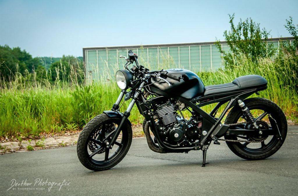 Umbau Honda CB 500