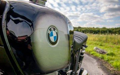 Umbau BMW R100 RS Scrambler – News!