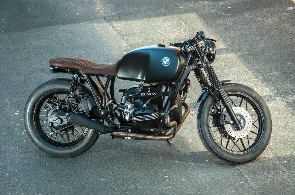 Umbau BMW R100 RT