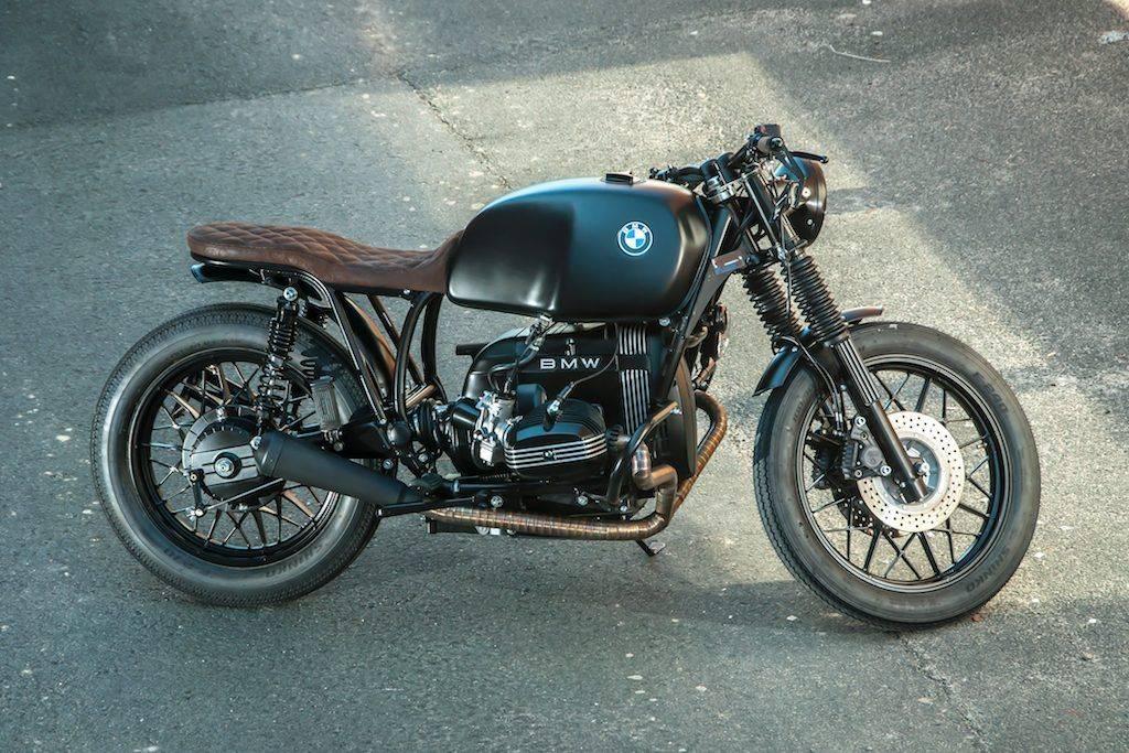 kompletter Umbau des BMW R100 RT, einzigartiges Motorrad in OWL, eingetragen mit TÜV Sonderabnahme