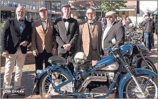 Gentleman's Ride – Biken für die gute Sache