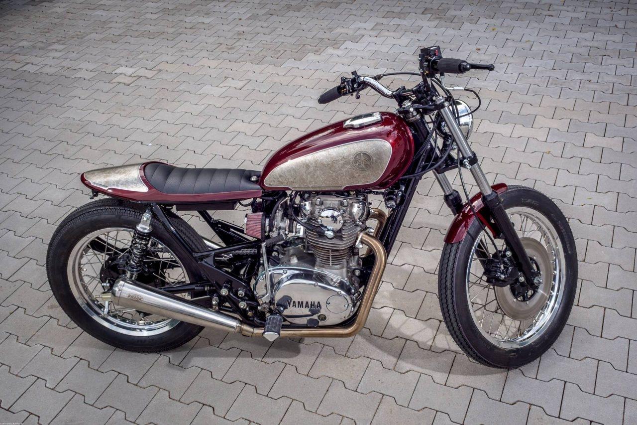 XS 650 JapStyle Umbau