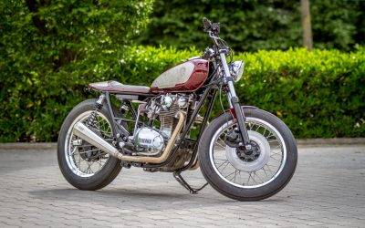 Big in Japan … Umbau Yamaha XS 650 – News!