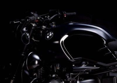 Umbau BMW R nineT