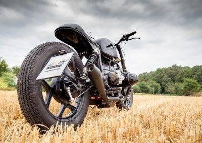 Mach es zu DEINEM Projekt…BMW R-80 Caferacer