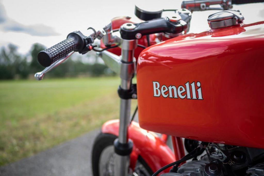 benelli750 sei